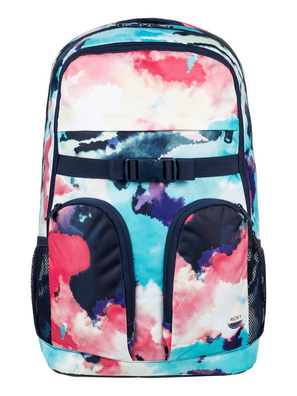 0 Take It Slow 22L - Medium Backpack Blue ERJBP03545 Roxy