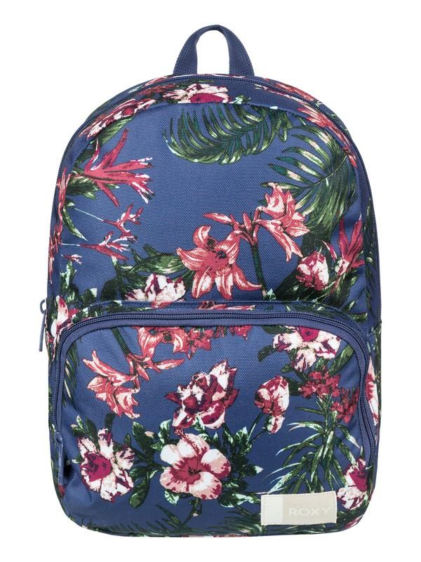 0 Always Core 8 L Small Backpack Blue ERJBP03695 Roxy