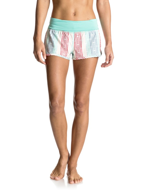 "0 Endless Printed 2"" - Boardshort Blanc ERJBS03068 Roxy"