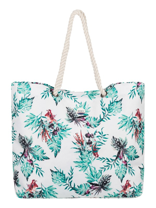 0 Tropical Vibe Beach Bag Multicolor ERJBT03063 Roxy
