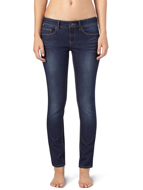 0 Suntrippers Dark Blue Jeans  ERJDP00025 Roxy