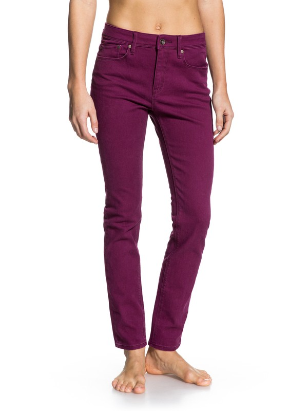 0 SUNTRIPPERS HIGHER WAIST COLOR  ERJDP03027 Roxy