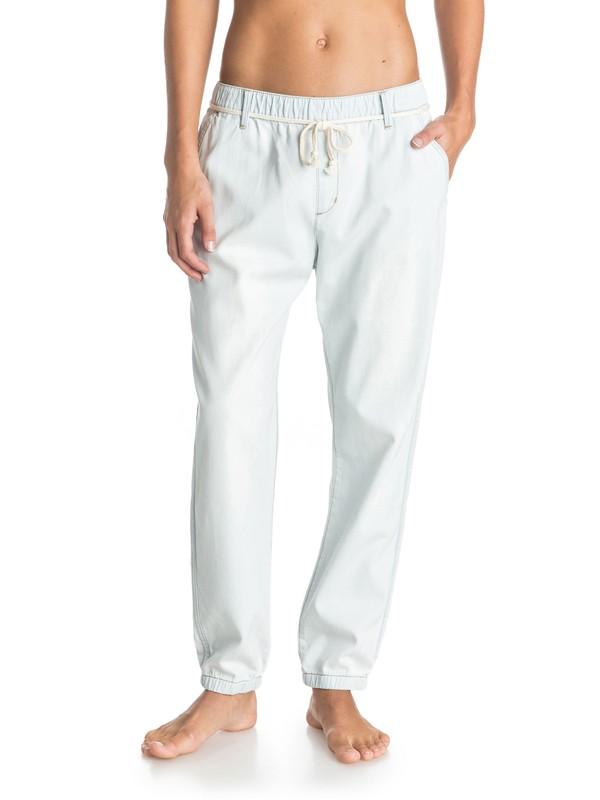 0 Beachy Beach Jeans  ERJDP03042 Roxy