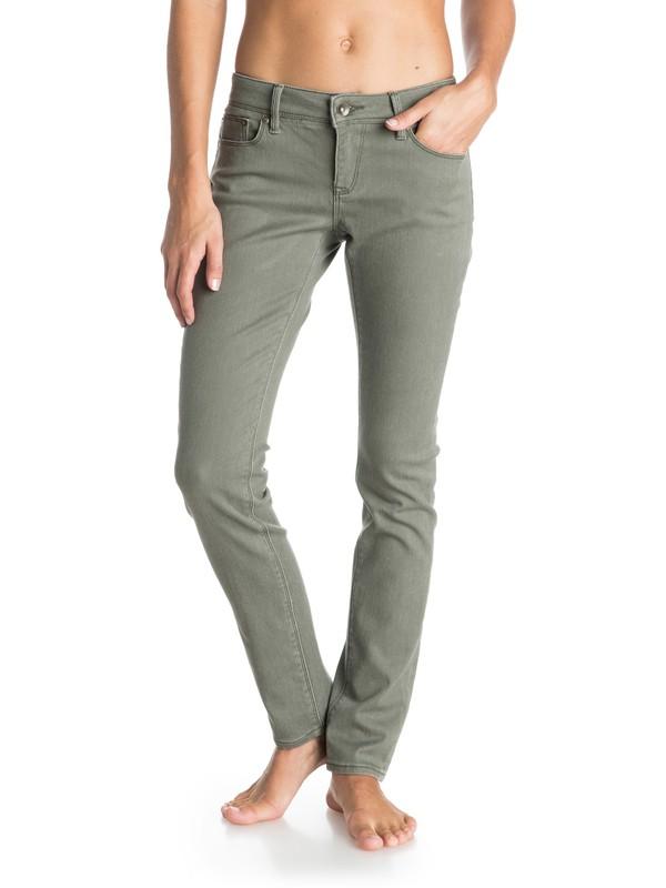 0 Suntrippers Colors Skinny Jeans  ERJDP03062 Roxy