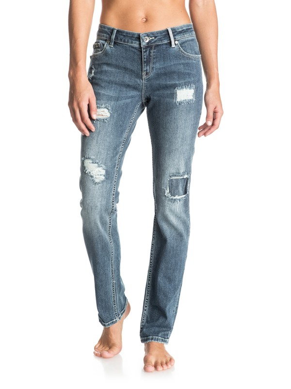 0 Garance Straight Jeans  ERJDP03131 Roxy
