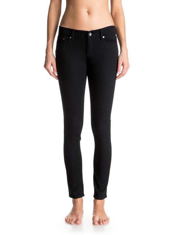 0 Suntrippers Color Skinny Jeans  ERJDP03142 Roxy