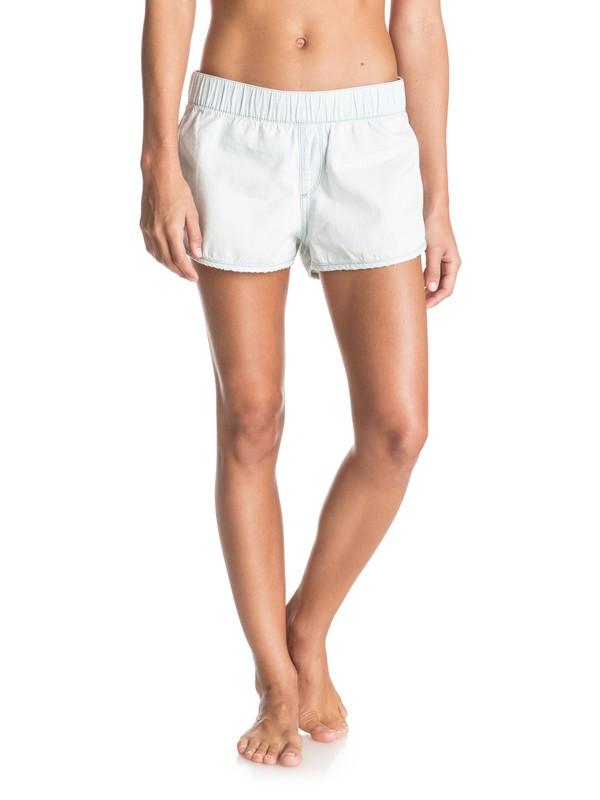 0 Belong To You Denim Shorts  ERJDS03088 Roxy