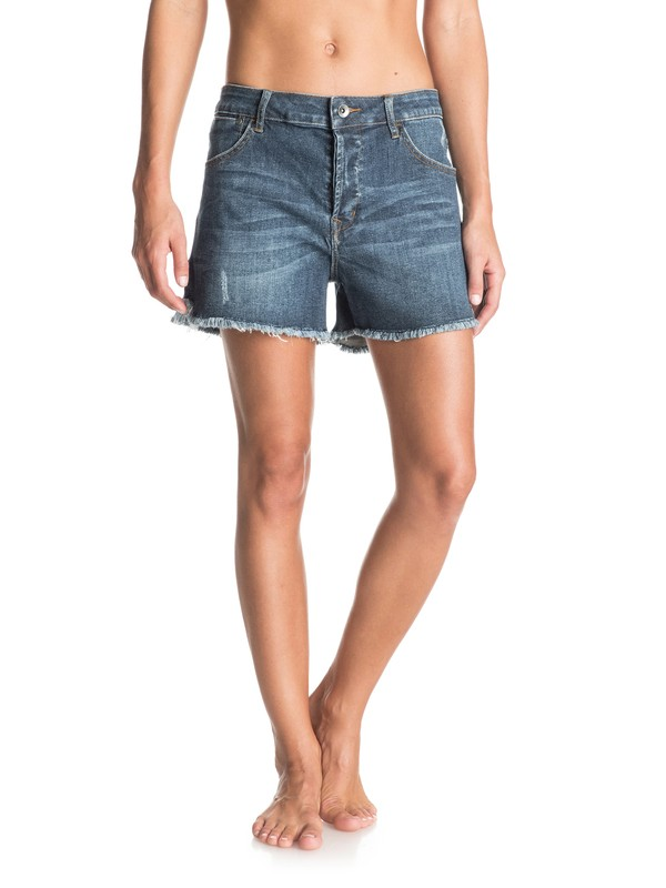 0 Break Us Denim Shorts  ERJDS03092 Roxy