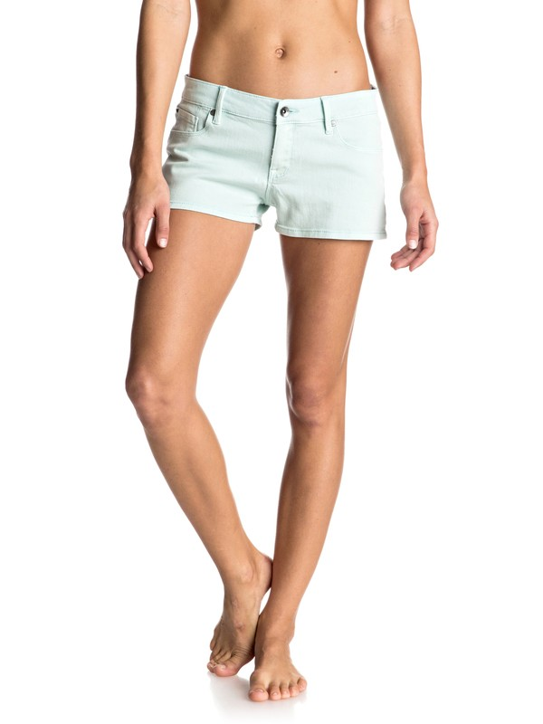 0 Andalousia - Denim-Shorts Blau ERJDS03114 Roxy