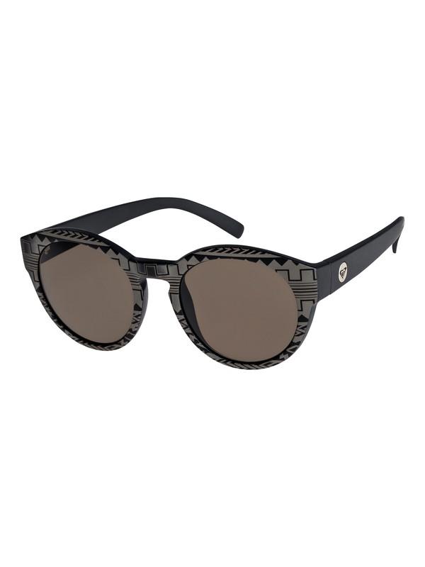 0 Mellow - Sonnenbrille Schwarz ERJEY03016 Roxy