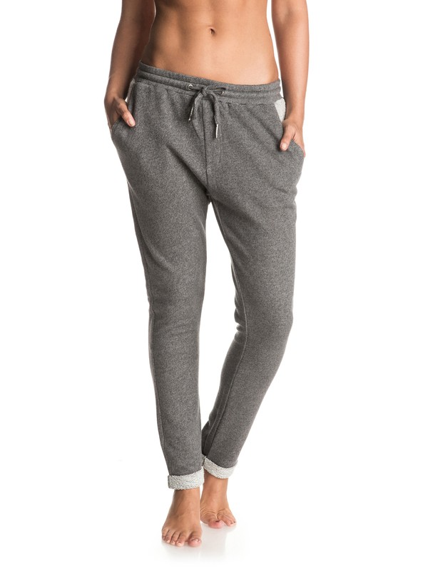 0 Signature - Slim Fit Joggers  ERJFB03097 Roxy