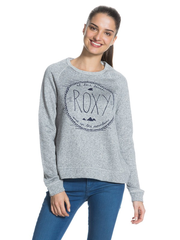 0 Love your Pullover B Fleece  ERJFT03077 Roxy