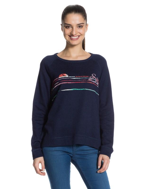 0 Love your Pullover C Fleece  ERJFT03078 Roxy
