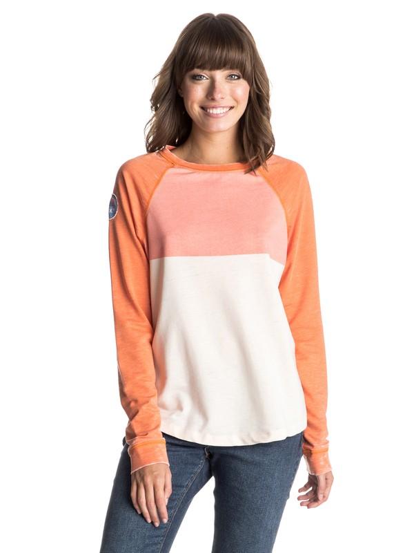 0 Bubble Toes Pullover Sweatshirt  ERJFT03203 Roxy
