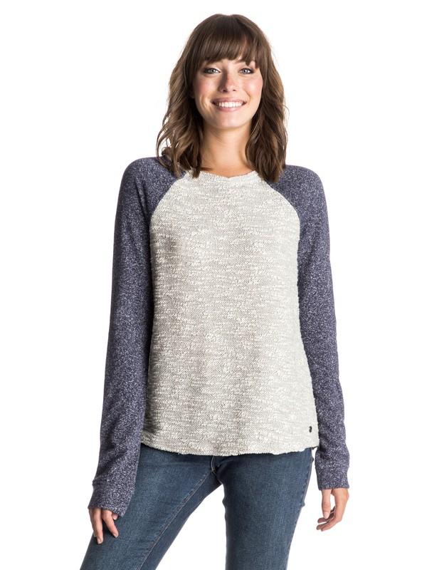 0 Broome Pullover Sweatshirt  ERJFT03212 Roxy