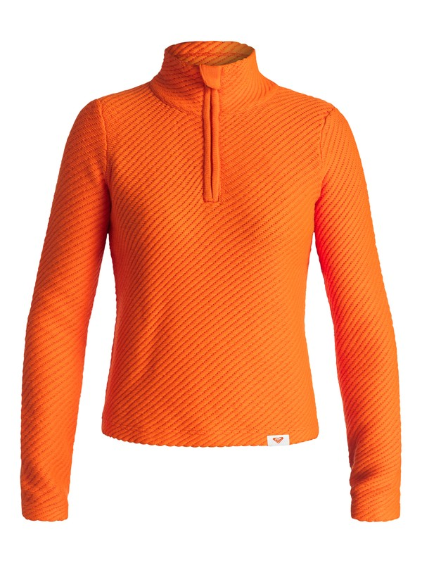 0 ROXY & Courrèges Technical Sweatshirt  ERJFT03327 Roxy