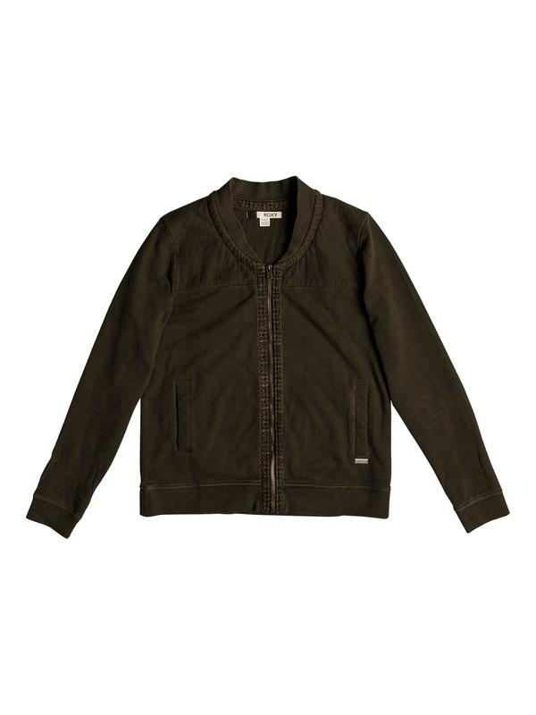0 Harmony Feeling Zip Jacket  ERJFT03421 Roxy