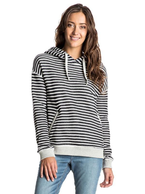 0 Shoal Stripe Hoodie  ERJFT03497 Roxy