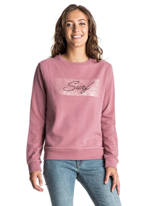 0 Just Pick On - Sweatshirt  ERJFT03513 Roxy