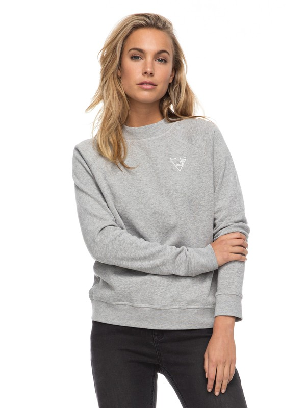 0 Tidal Nights B - Sweat col rond  ERJFT03637 Roxy
