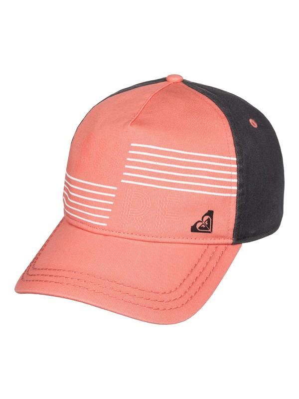 0 Seafoam Baseball Hat  ERJHA03039 Roxy