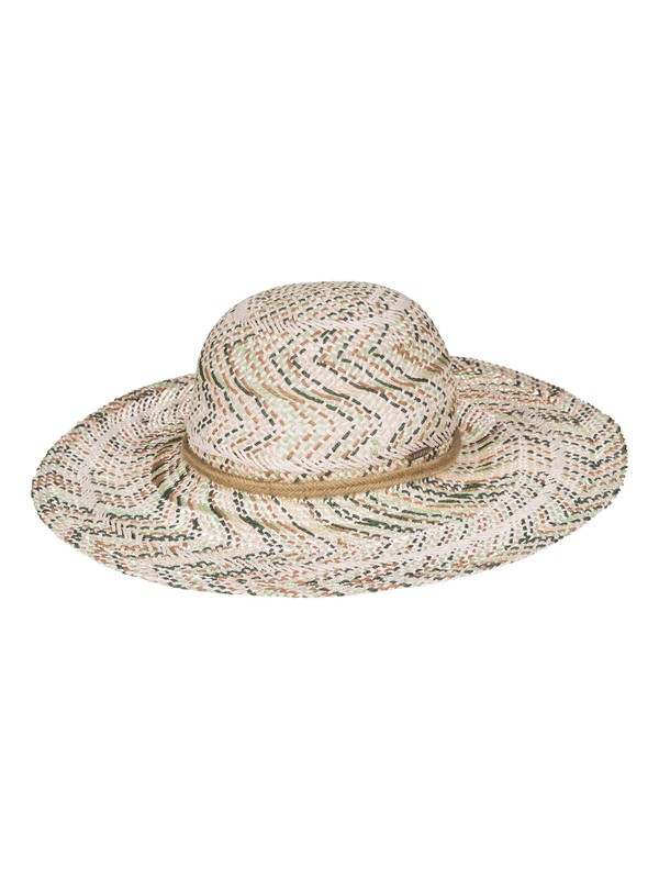 0 Take A Break Straw Hat  ERJHA03050 Roxy