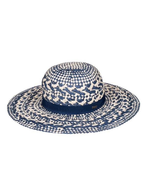 0 Get A Tan Straw Hat  ERJHA03053 Roxy