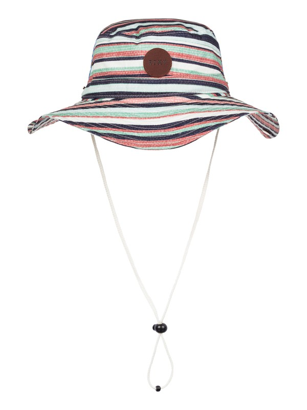 0 Into The Sun Bucket Hat  ERJHA03055 Roxy