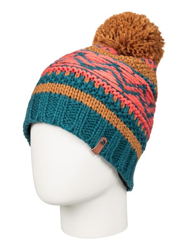 0 Jill - Bobble Hat  ERJHA03097 Roxy