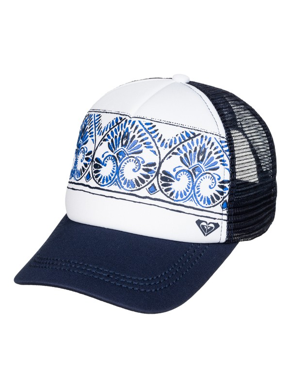 0 Truckin Trucker Hat  ERJHA03114 Roxy