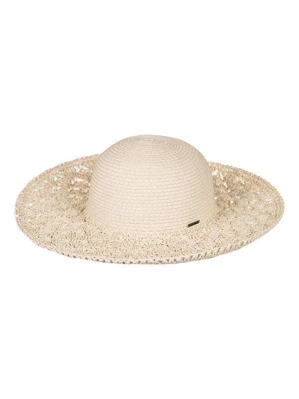 0 Facing The Sun Straw Hat  ERJHA03126 Roxy
