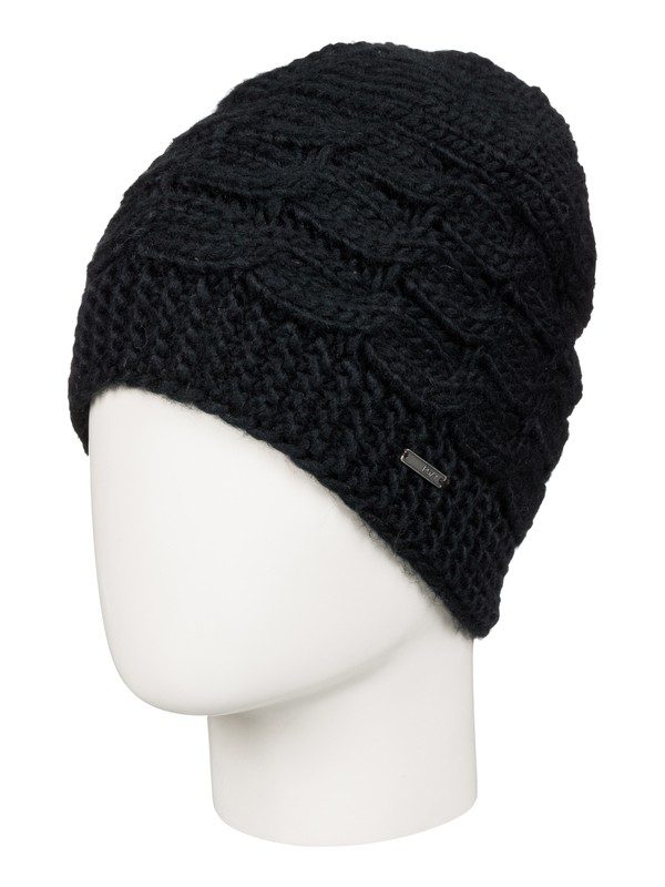 0 Winter Lov Beanie Black ERJHA03172 Roxy