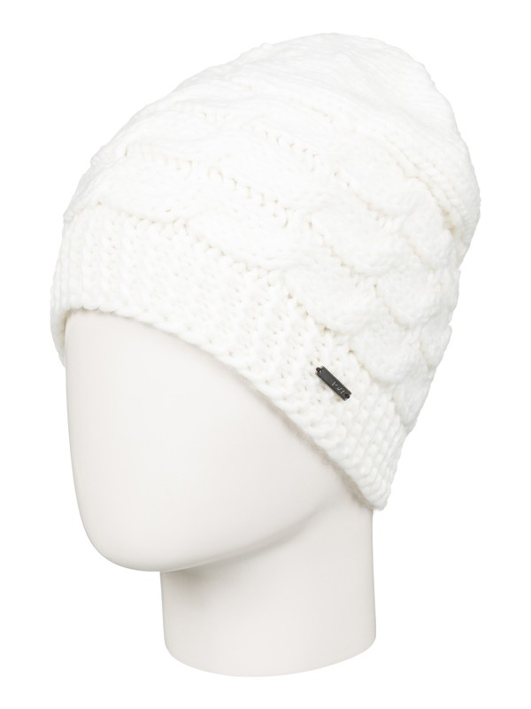 0 Winter Lov Beanie White ERJHA03172 Roxy