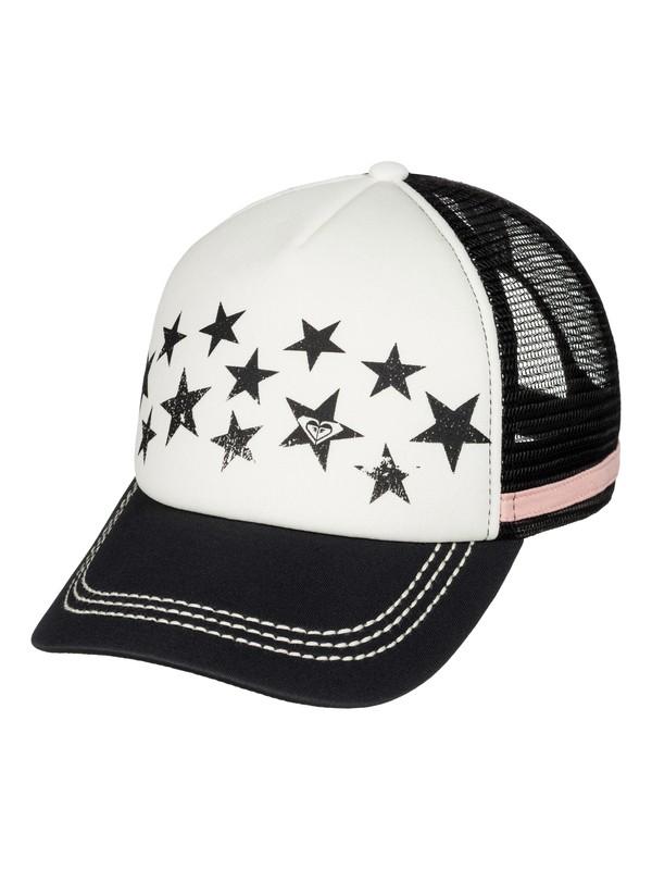 0 Dig This Trucker Hat Black ERJHA03178 Roxy