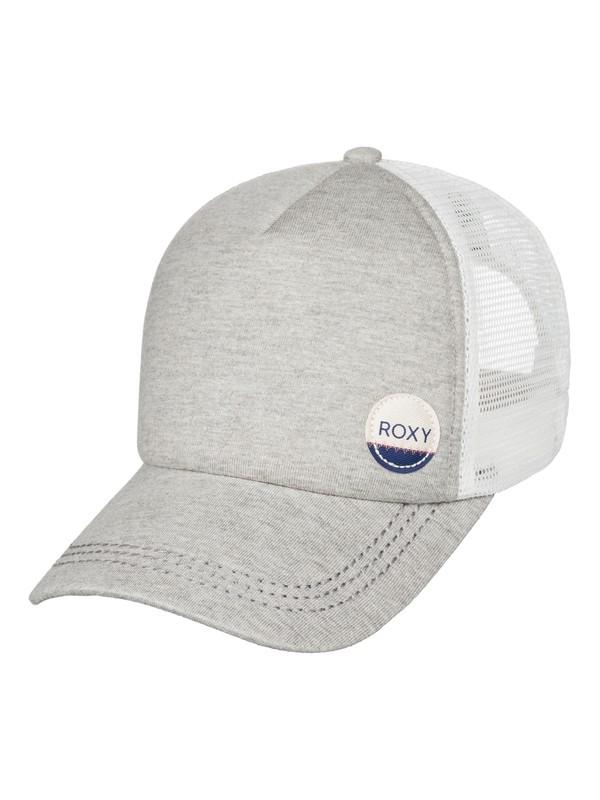 0 Your Patch Trucker Hat  ERJHA03185 Roxy