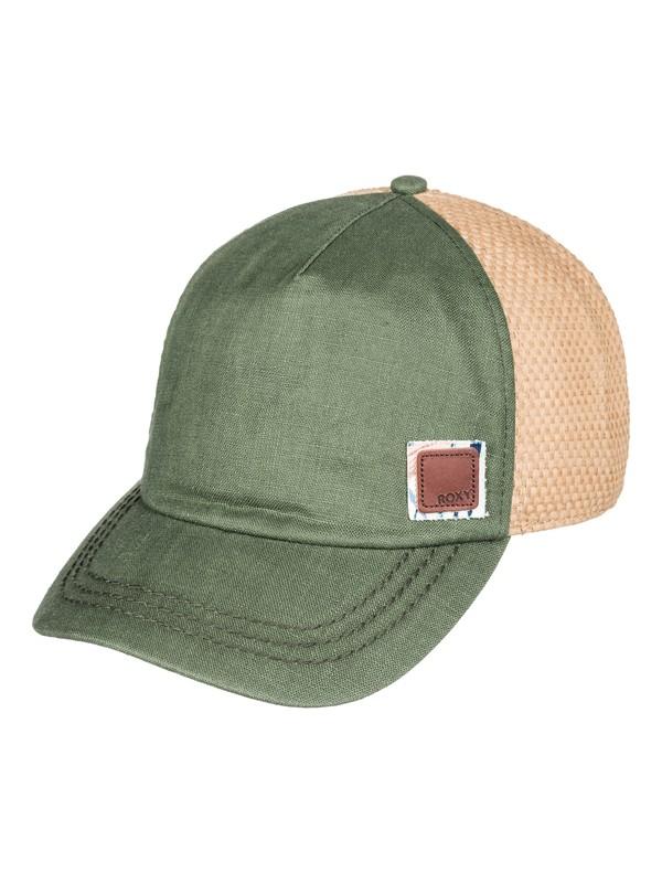 0 Incognito Baseball Hat  ERJHA03202 Roxy