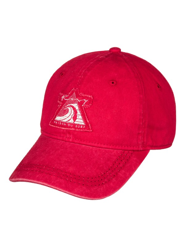 0 Dear Believer Baseball Hat Red ERJHA03205 Roxy
