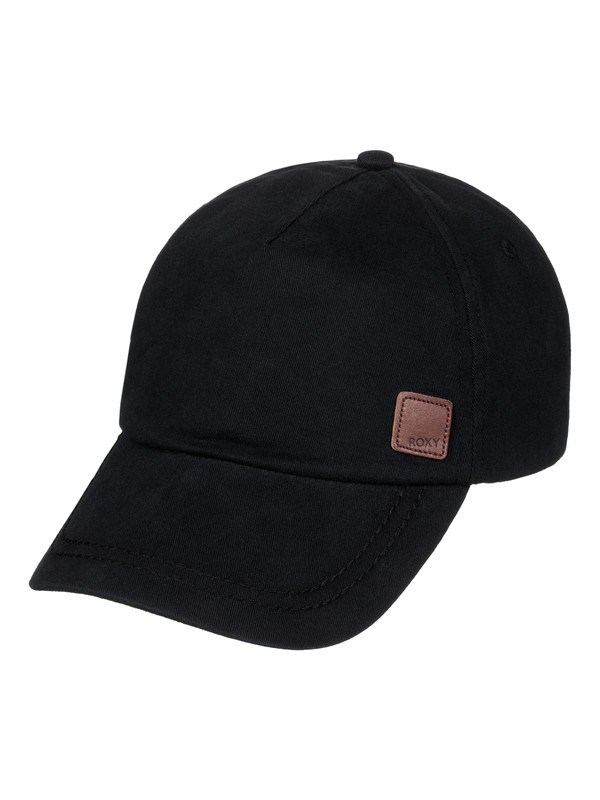 0 Extra Innings A Baseball Hat Black ERJHA03208 Roxy