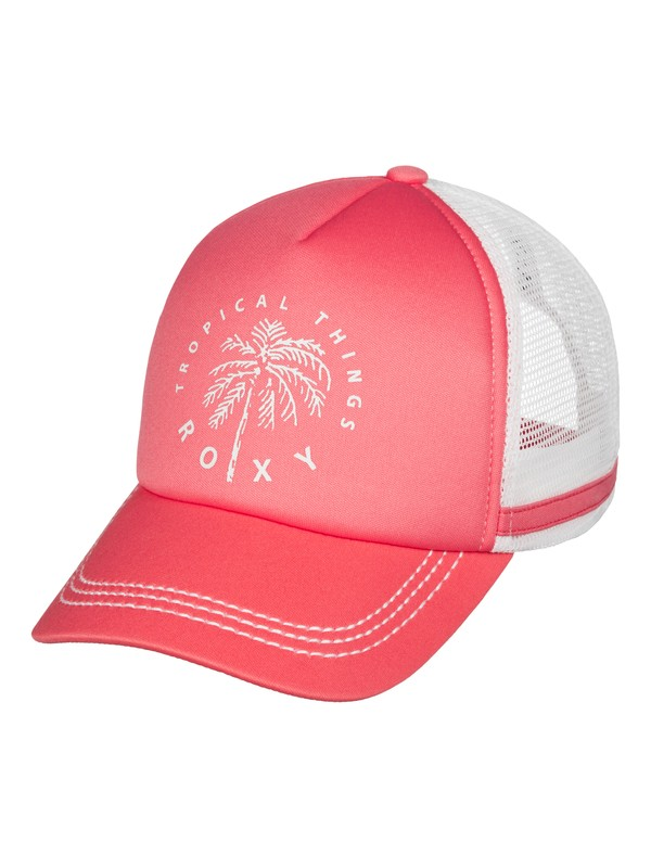 0 Dig This Trucker Hat  ERJHA03210 Roxy
