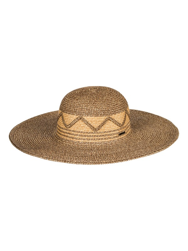 0 Enjoy The Sun - Sun Hat Yellow ERJHA03219 Roxy