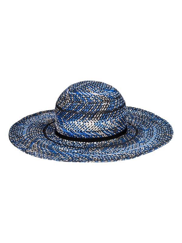 0 Take A Break Straw Sun Hat Blue ERJHA03222 Roxy
