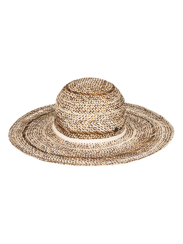 0 Take A Break Straw Sun Hat Multicolor ERJHA03222 Roxy