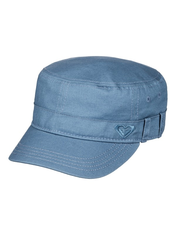 0 Military Hat Blue ERJHA03229 Roxy