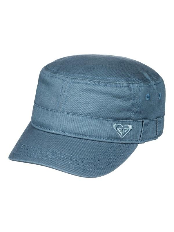 0 Military Hat Blue ERJHA03229 Roxy