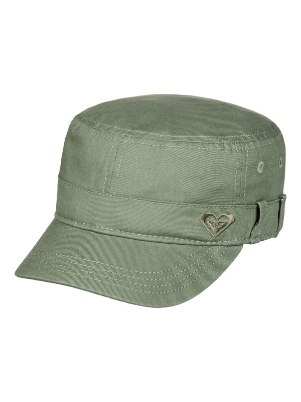 0 Military Hat Green ERJHA03229 Roxy