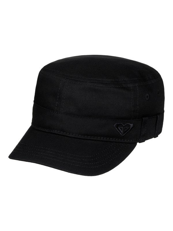 0 Military Hat Black ERJHA03229 Roxy