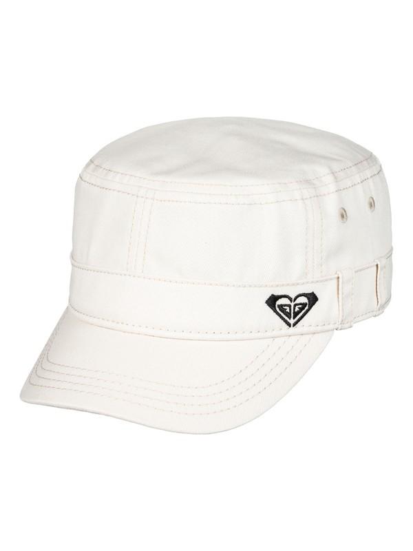 0 Military Hat Beige ERJHA03229 Roxy