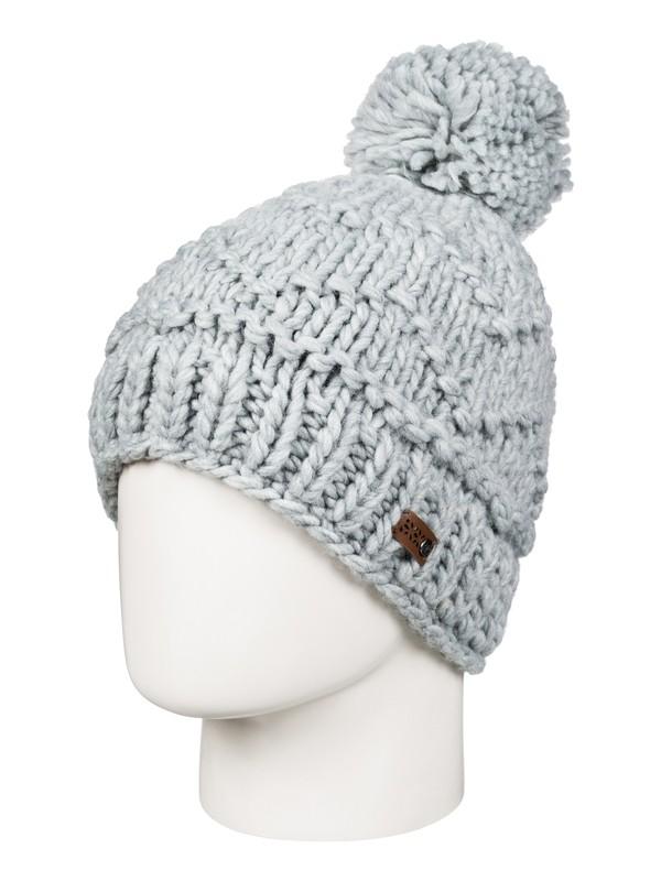 0 Winter - Berretto Gray ERJHA03274 Roxy