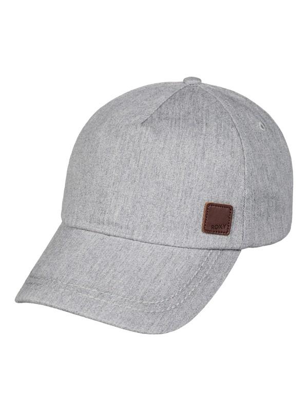0 Extra Innings A Baseball Hat Grey ERJHA03313 Roxy