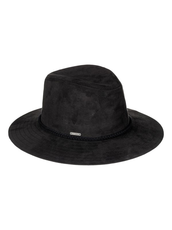 0 Enjoy Your Party Fedora Black ERJHA03363 Roxy
